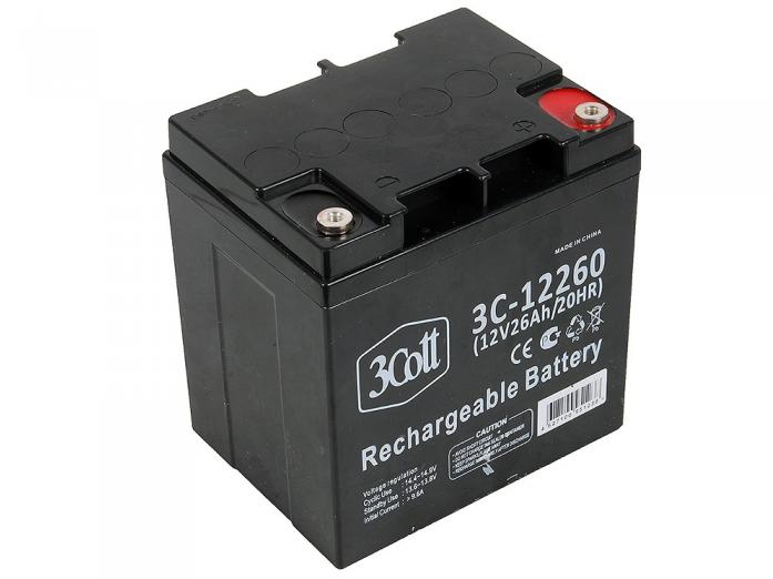 Аккумулятор для ИБП 3Cott 3C-12260