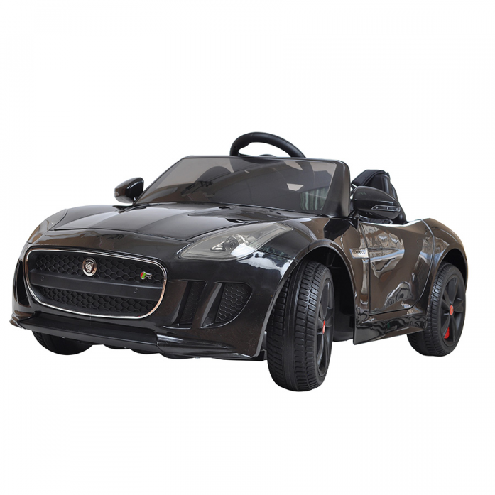 Электромобиль Shine Ring Jaguar F-Type 12V/7Ah SR218 Plastic Black