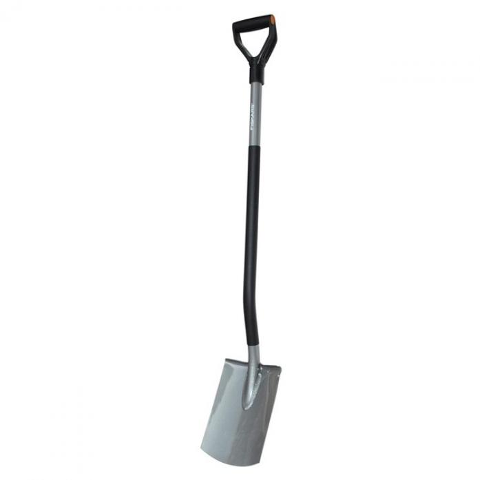 Садовая лопата с закругленным лезвием FISKARS 131400