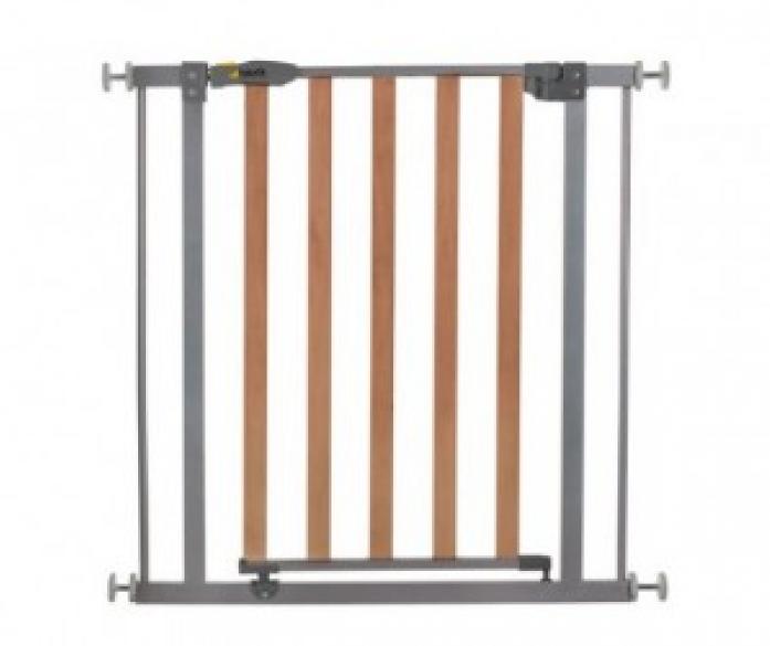 Детские ворота безопасности Hauck Metal Wood Deluxe 597118