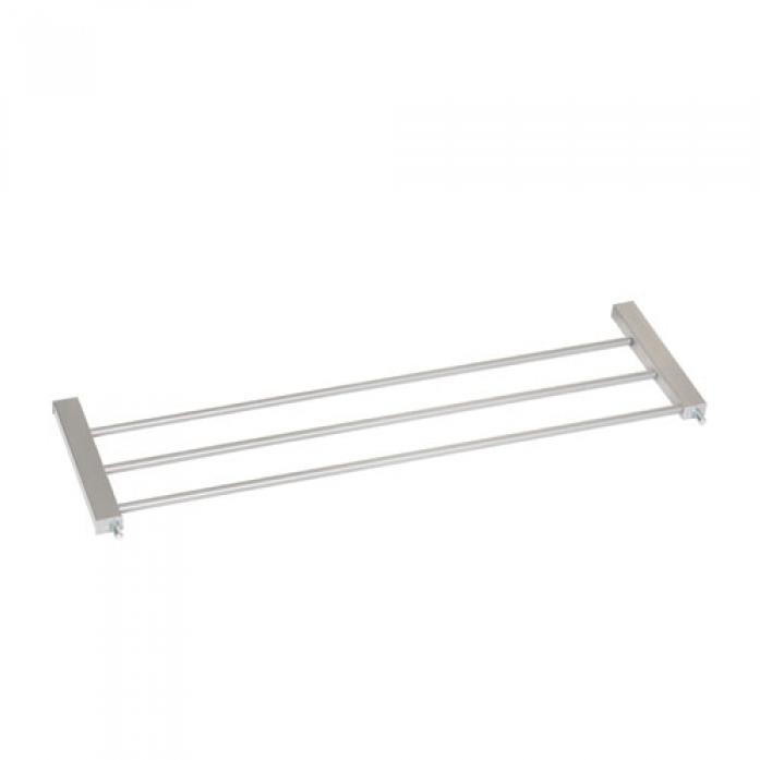 Дополнительная секция для ворот безопасности Hauck Wood Lock Safety Gate silver 21см 596890