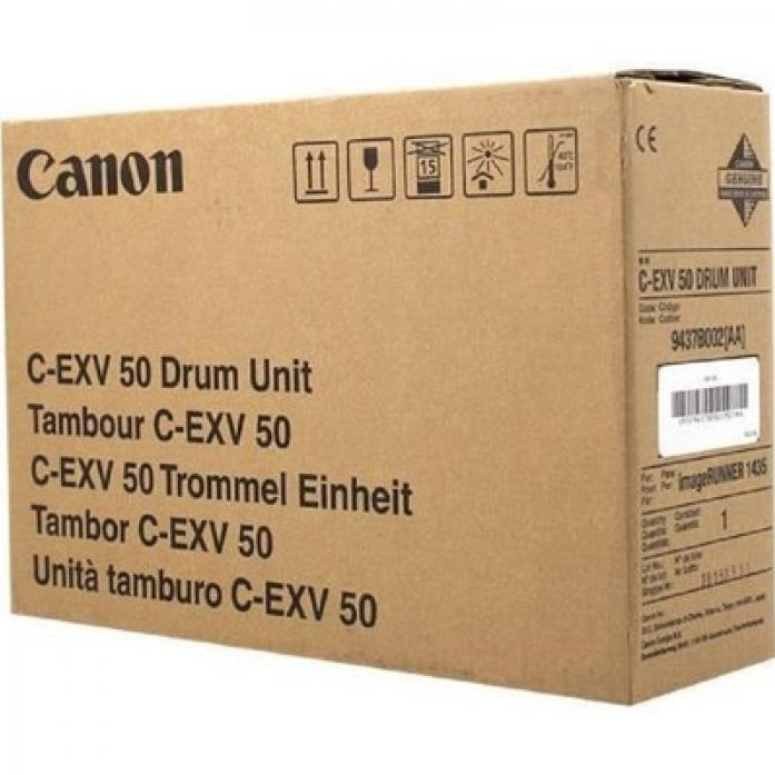 Барабан Canon C-EXV50 Черный