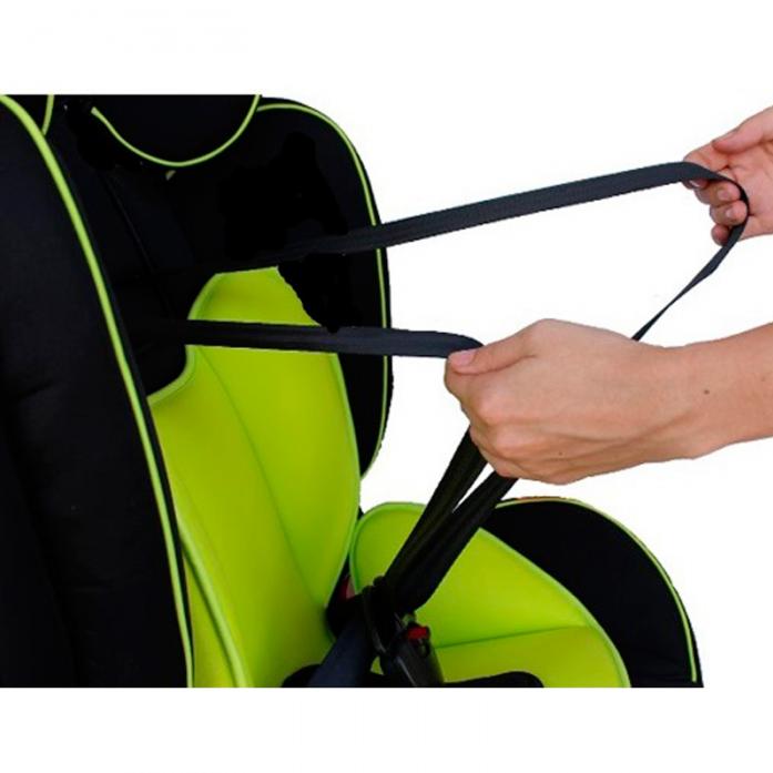 Удлиненные ремни для детских автокресел ProtectionBaby 110 мм 2 шт