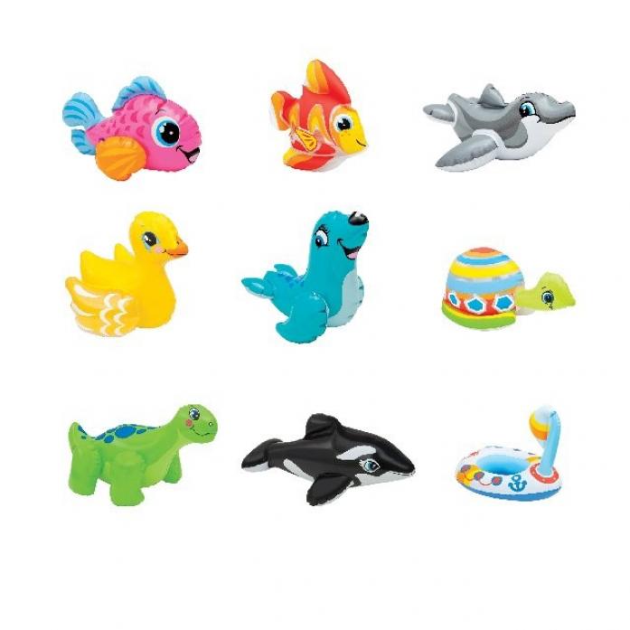 Надувная игрушка Intex Животные 58590 9 видов