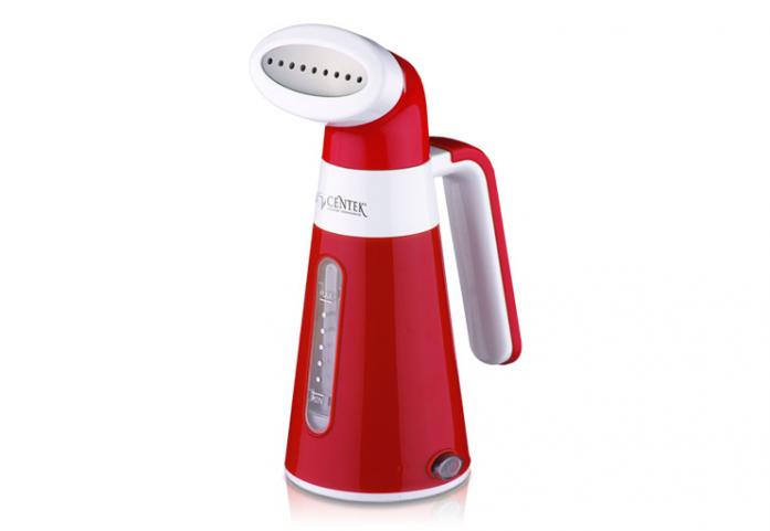 Ручной пароочиститель Centek CT-2382 красный