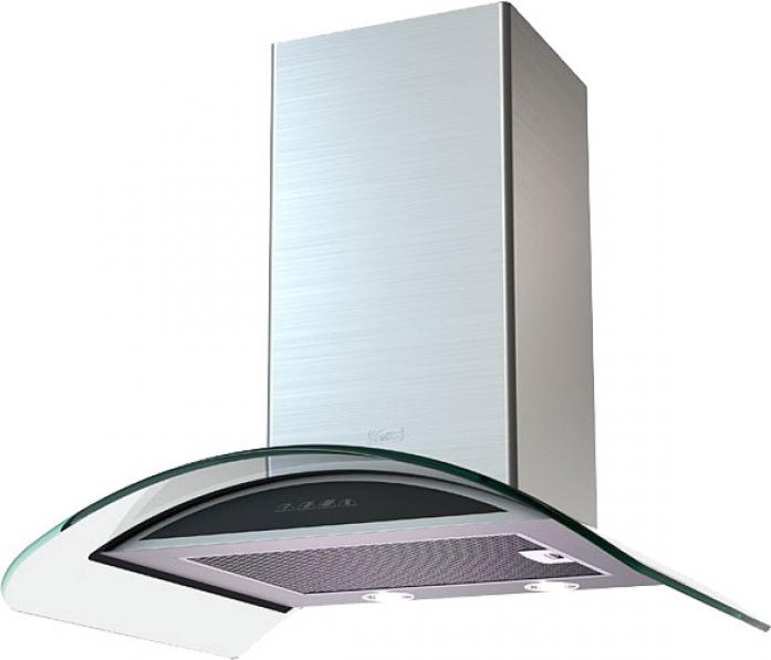 Вытяжка Kronasteel SHARLOTTA sensor 600 inox glass