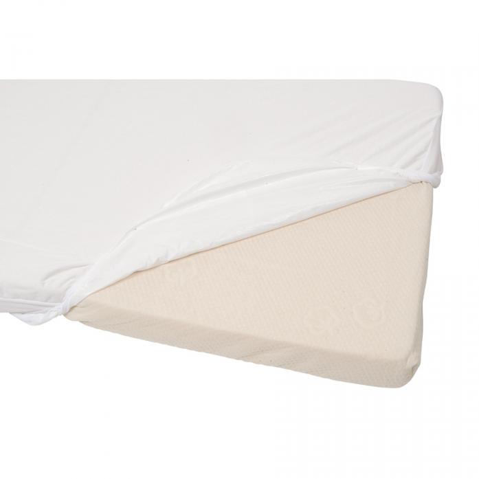 Наматрасник водонепроницаемый Candide Waterproof fitted sheet 60x120 cm White 694163