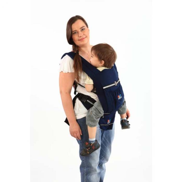 Рюкзак кенгуру Babystyle БэбиКомфорт до 18 кг 1411981
