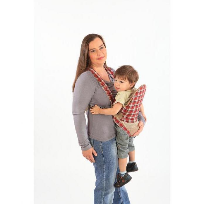 Рюкзак кенгуру Babystyle Лимбо до 11 кг 1411938