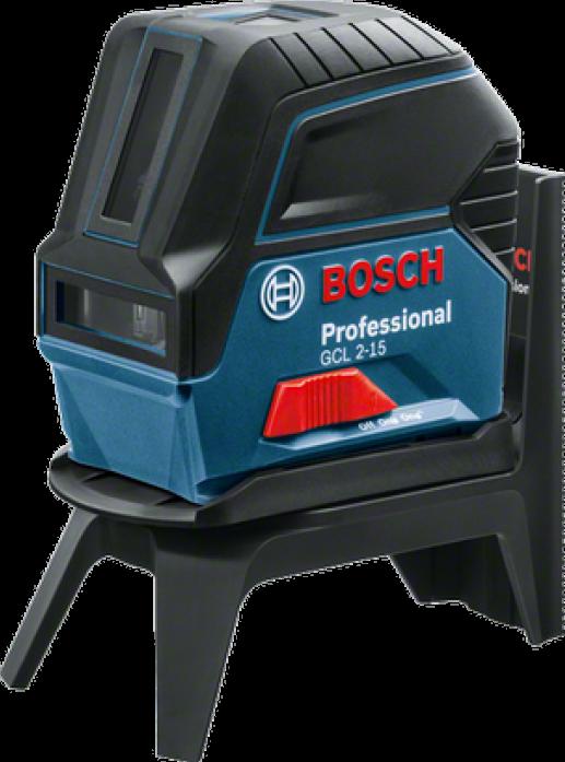 Лазерный уровень Bosch GCL 2-15 Professional RM1 0601066E00