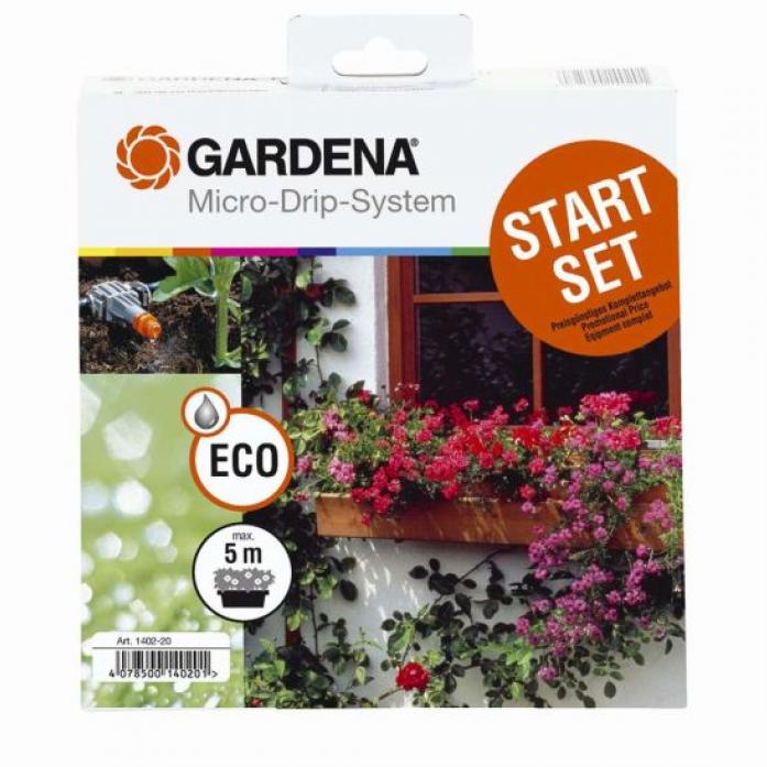 Комплект для цветочных ящиков Gardena 01402-20.000.00