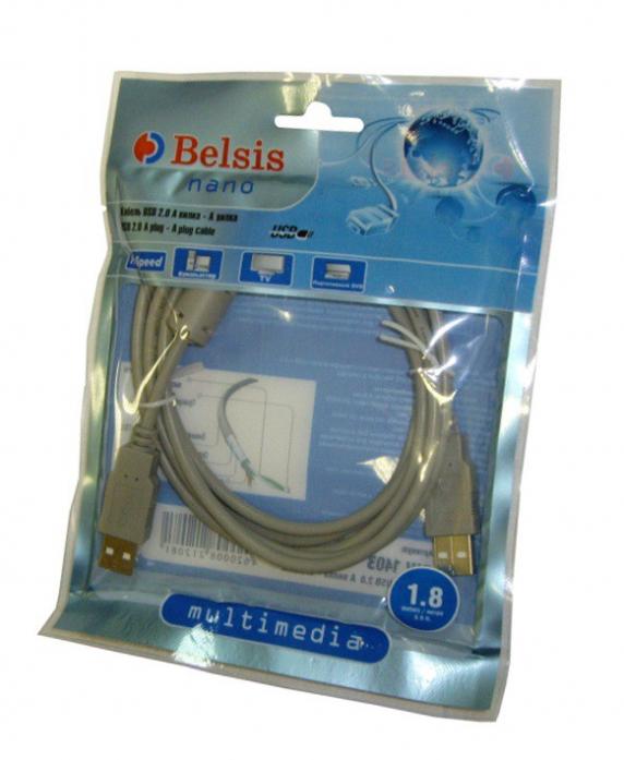 Кабель Belsis BW1403 1.8m