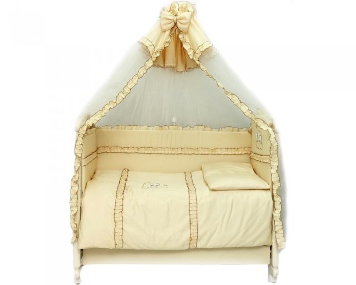 Комплект постельного белья Bombus Три медведя 7 предметов 1053 бежевый