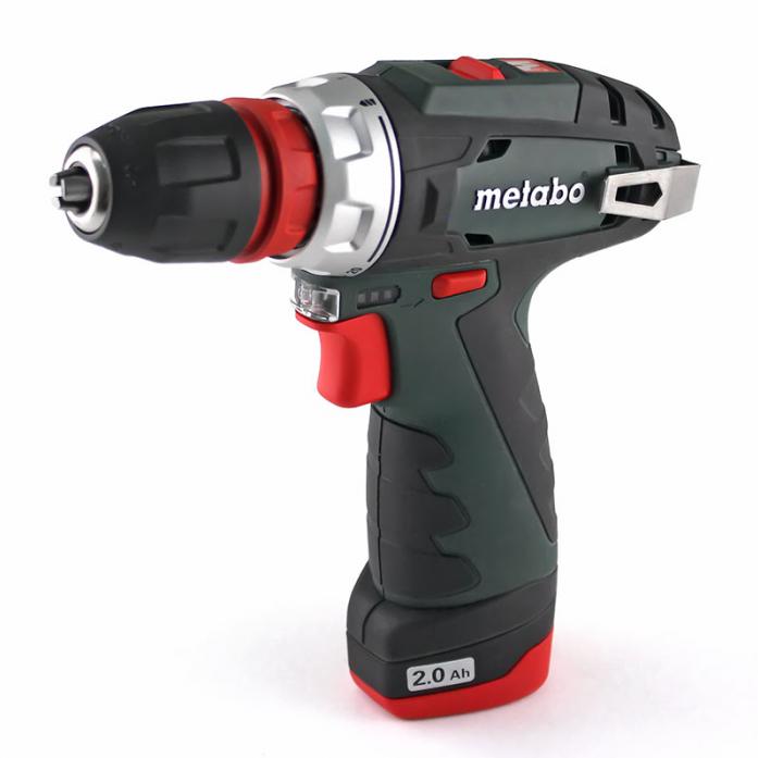 Аккумуляторный винтоверт Metabo PowerMaxx BS Quick 600156890