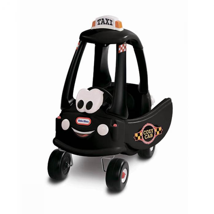 Каталка Little Tikes Такси черная 172182