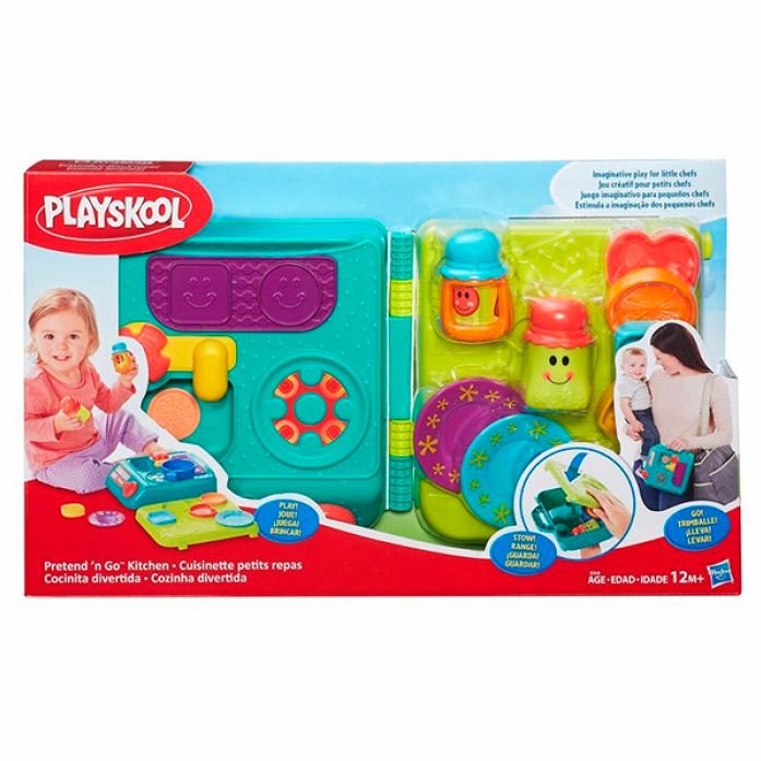 Игрушка Hasbro Playskool Моя первая кухня возьми с собой B5848