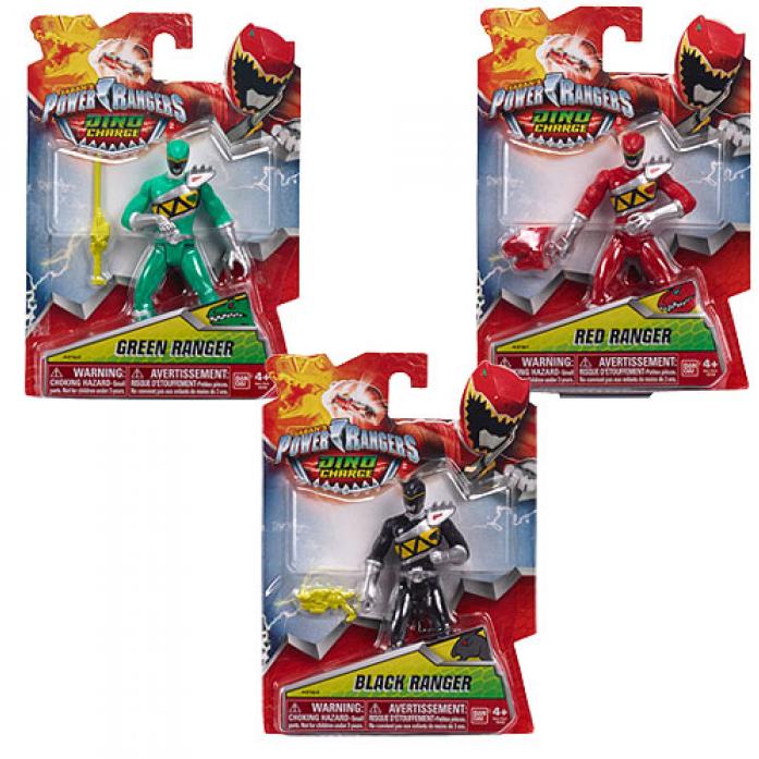 Робот Power Rangers Могучие рейнджеры Фигурка 10см 42160