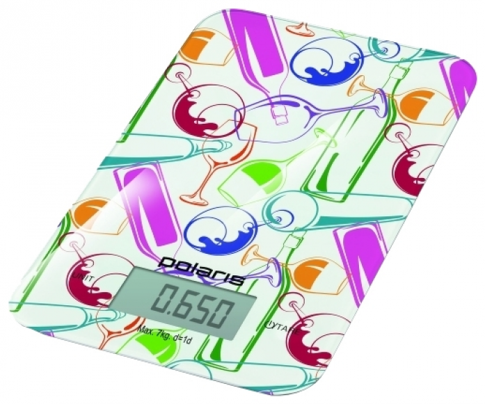 Кухонные весы Polaris PKS 0741 DG