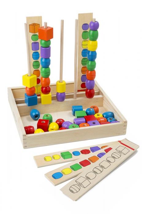 Игровой набор Melissa&Doug Первые игрушки Формы и цвета 570M