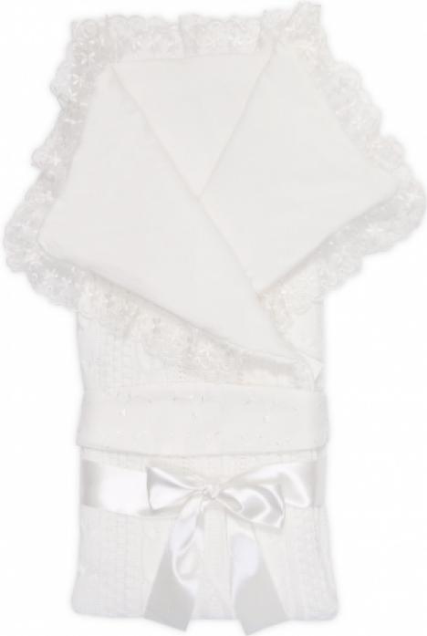 Конверт-одеяло Сонный Гномик Нежность 1710-2 белый