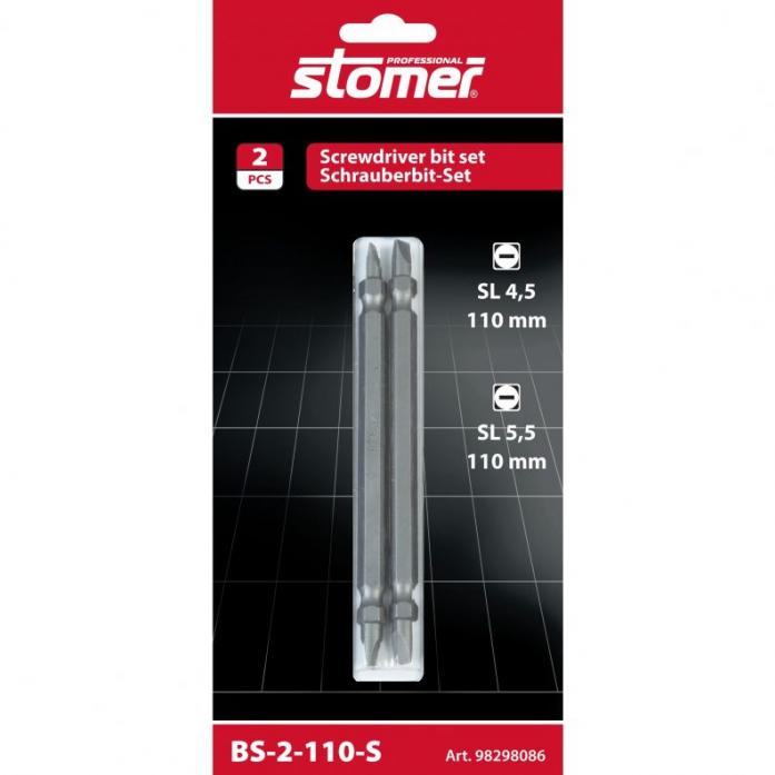 Набор бит STOMER BS-2-110-S 98298086