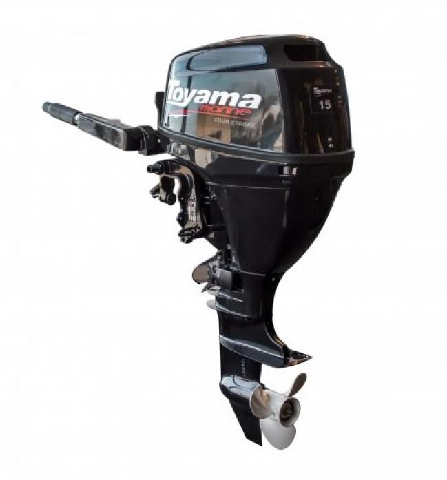 Подвесной лодочный мотор Toyama TM15FSС