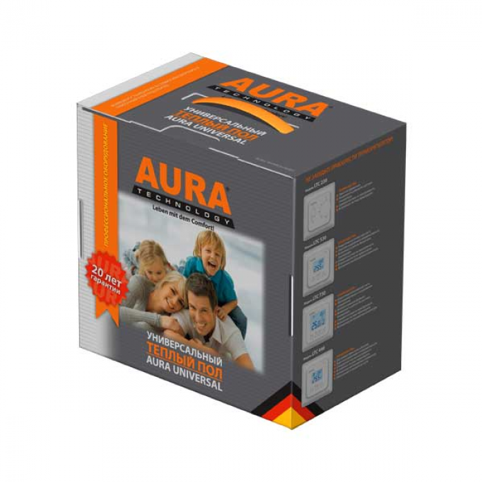 Теплый пол Aura Universal LTL 80-1000