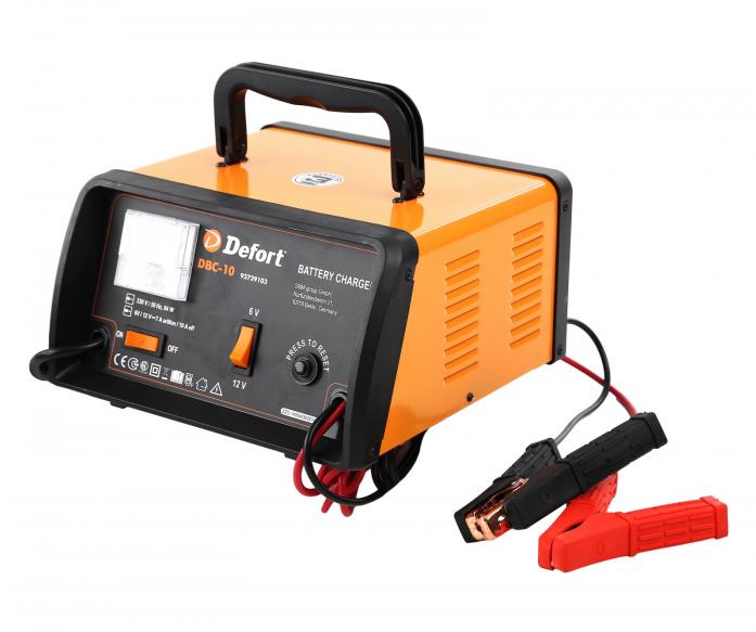 Устройство зарядное DEFORT DBC-10 93729103