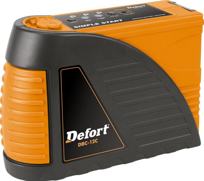 Устройство зарядное DEFORT DBC-12C 98294002