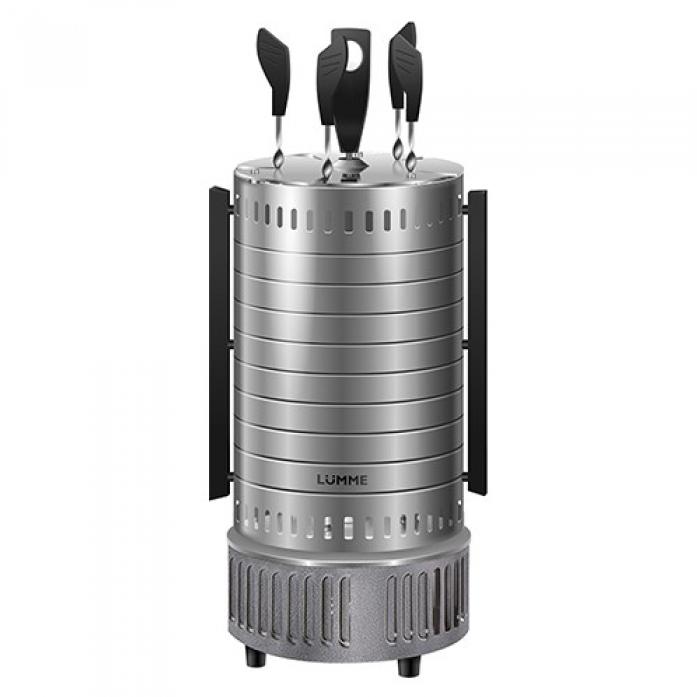 Шашлычница LUMME LU-1271 серый гранит