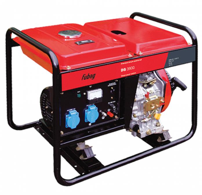 Дизельная электростанция FUBAG DS 3600 838210