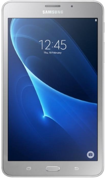 ������� Samsung Galaxy Tab A 7.0 SM-T285 8Gb LTE Silver, SM-T285NZSASER
