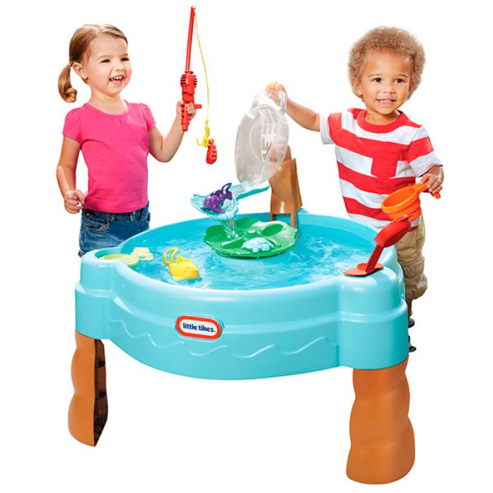 Игровой стол для игры с водой Little Tikes 637803