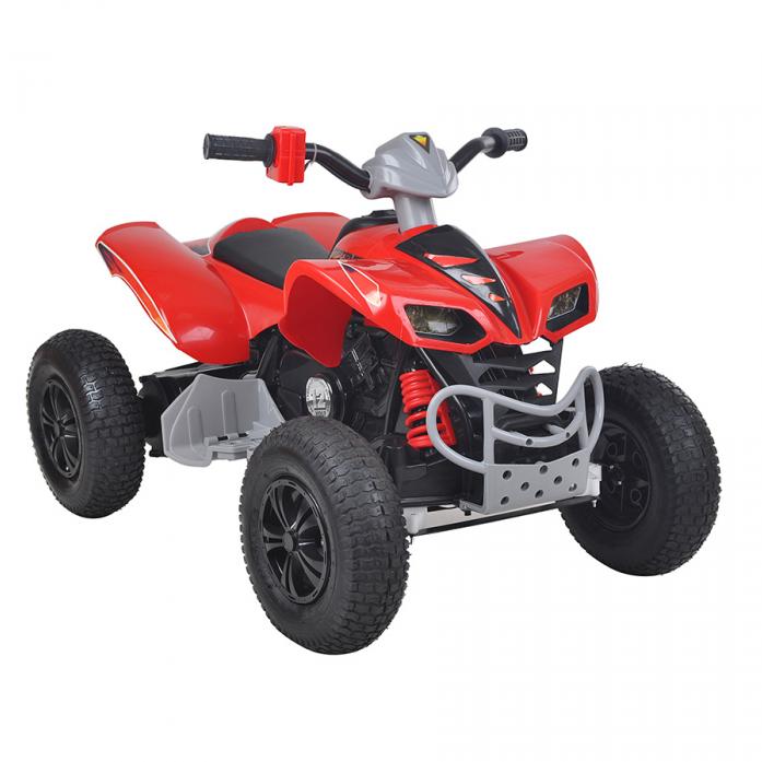 Электро-Квадроцикл Zhehua 12V/10Ah*2 Red KL-789