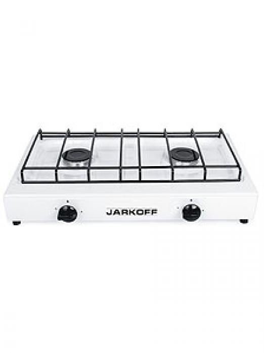 Настольная плита JARKOFF JK-1217W белая