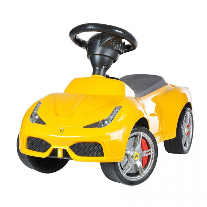 Каталка Rastar Ferrari 458 Speciale A 83500 Yellow