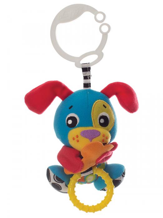 Игрушка-подвеска Playgro Щенок 0185471