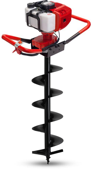 Ледобур ADA GroundDrill-5 Ice Fisherman со шнеком Ice Drill 150 А00306