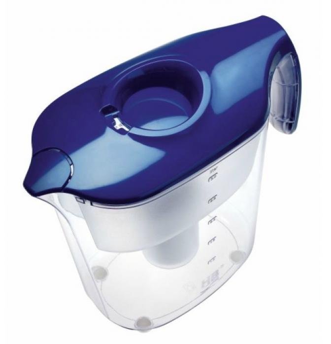 Кувшин Новая вода Sonata Н201 синий