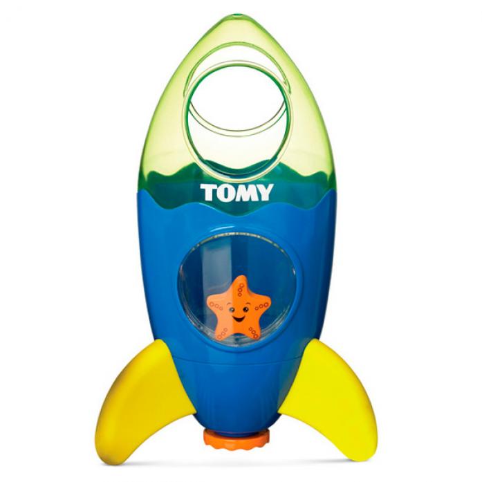 Игрушка для ванной Tomy Фонтан-Ракета T72357