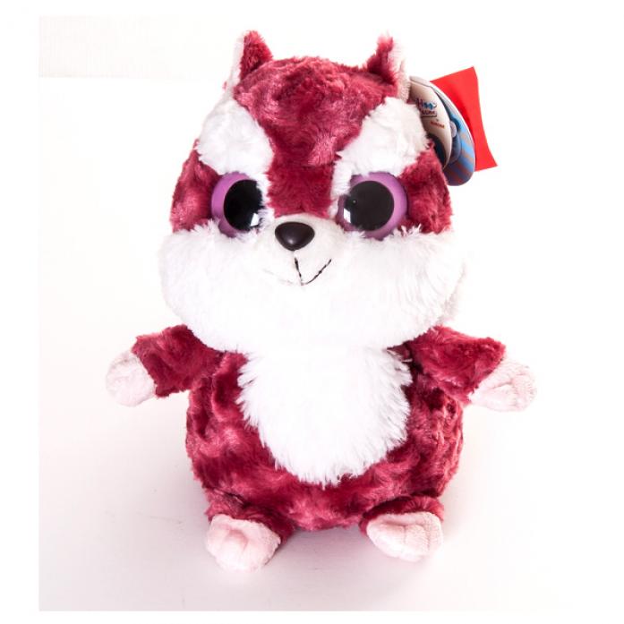 Мягкая игрушка Aurora Юху и друзья Красная Белка 25 см 65-805